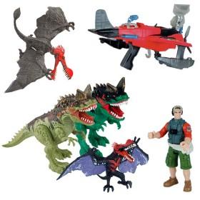 DINO VALLEY Playset Dinostrike