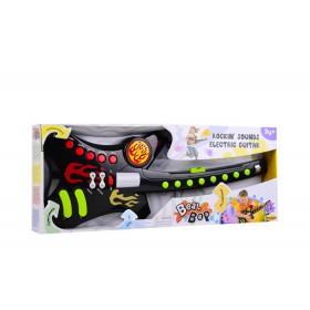 Guitarra electríca Winfun Negra