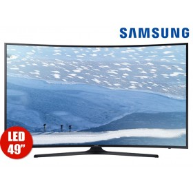 "TV 49"" 124cm LED SAMSUNG 49KU6300 UHD"