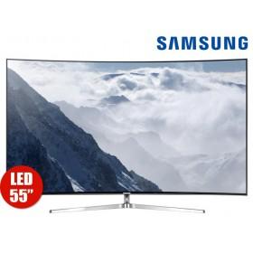"""TV 55"""" 138cm LED SAMSUNG 55KS9000 UHD"""