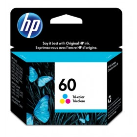 Cartucho HP 60 Tri-Color LAR