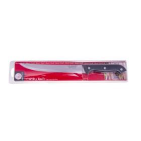 "Cuchillo Des-huesador 8"" 20 Cms Negro SMART COOK"