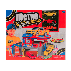 Playset Metro Town Car Wash