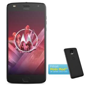 Celular Libre MOTOROLA Moto Z2 Play DS Gris