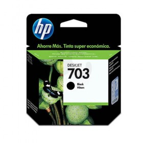 Cartucho HP CD887AL 703 Negro