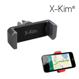 "Base X-KIM para Celular Auto Max 5,5"" Negro"