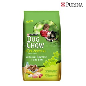Alimento para Perros DOG CHOW Cachorro Raza Pequeña Vida 8 Kg