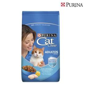 Alimento para Gatos CAT CHOW Adultos Pescado