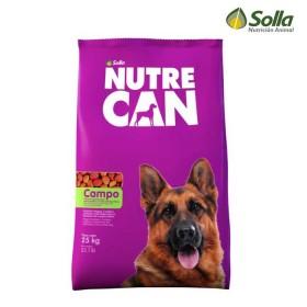 Alimento para Perros NUTRECAN Campo 25kg