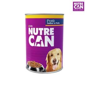 Alimento para Perros NUTRECAN Pate Pollo 300g