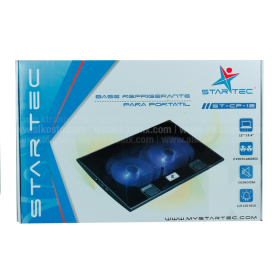 Base Refrigerante STARTEC Para Portátil