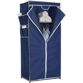 Closet de Tela 100% Polipropilino NP10 Azul