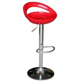 Silla de Bar Roja Ref WY-147