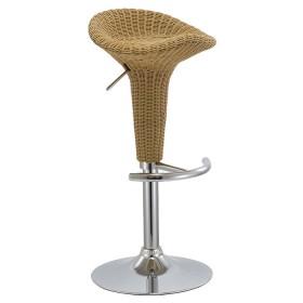Silla de Bar Rattan Ref WY-193