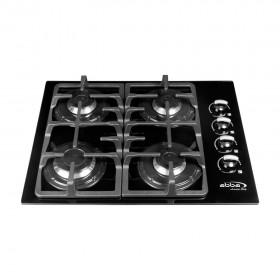 Cubierta ABBA 60cm CG 401 V5D Gas Natural Color Negro