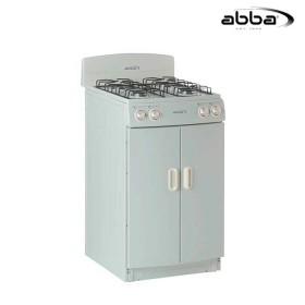 """Estufa ABBA 20"""" AB1001N A Gas Natural Color Almendra"""