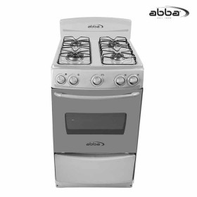 "Estufa ABBA H 20"" AB1011 G Gas Natural Color Gris"