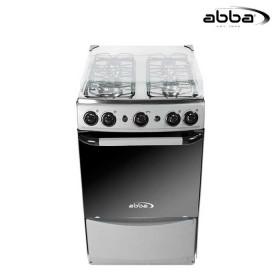 """Estufa ABBA 20"""" AB2016N G Gas Color Gris"""