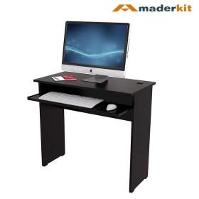 Escritorio MADERKIT Matrix Porta Teclado