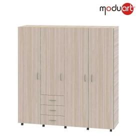 Armario MODUART 4 Puertas Latte 17235