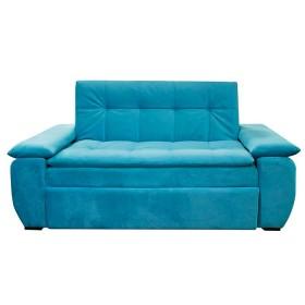 Sofa cama azul turquesa
