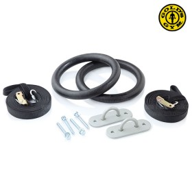 Anillos Crossfit GOLD´S GYM