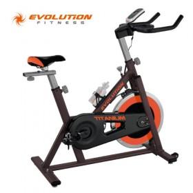 Bicicleta de Spinning Titanium Evolution