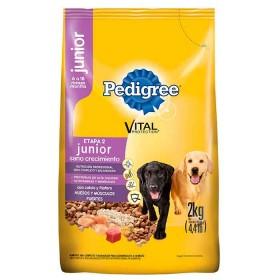 PEDIGREE Vital Pro Junior Etapa 2 x 8Kg