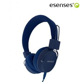 Audífono ESENSES Alambrico HP-601 OnEar 3.5 Azul