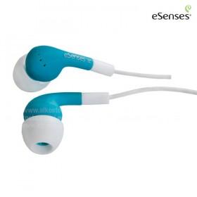 Audífonos ESENSES Alámbrico InEar 3.5 Azul