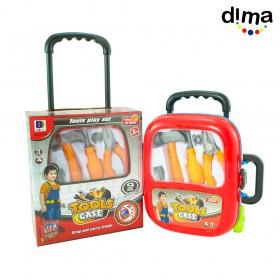 Trolley portable herramientas