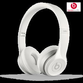 Audífonos BEATS On Ear Solo 2 Blanco