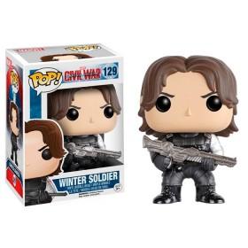 FUNKO POP! Capitán América 3 Winter Soldier