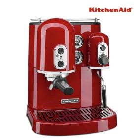 Cafetera KITCHENAID MAN ESPRESSO R 2T Rojo KES2102ER
