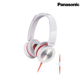 Audífonos PANASONIC Alambricos OnEar HXS400 Blancos