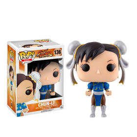 FUNKO POP! Street Fighter Chunli