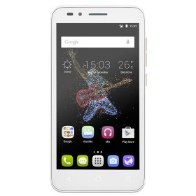 Celular ALCATEL Go Play 4G Blanco - Naranja