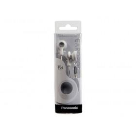 Audífonos PANASONIC Alámbrico InEar HV41 Blanco