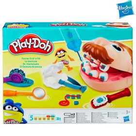 PLAY-DOH Dentista bromista