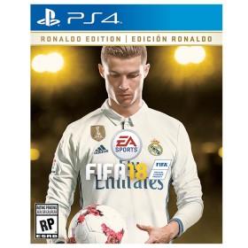 Videojuego PS4 FIFA 18 Edición Ronaldo
