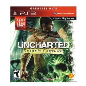 Videojuego PS3 Uncharted: Drake's Fortune