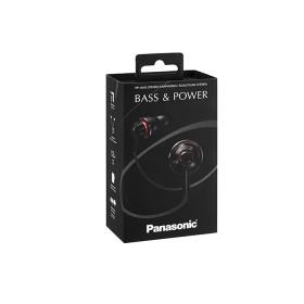Audífonos PANASONIC Alambrico InEar HJX5 Negro