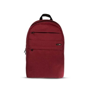 "Morral TECHBAG Poliester 15"" Coral"