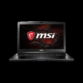 "Portátil MSI GL72 i5 7a Gamers 17.3"" Negro"