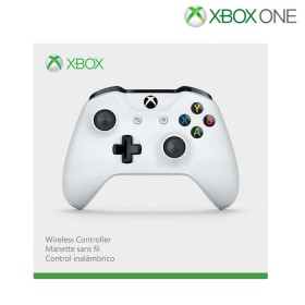 Control inalámbrico XBOX ONE Slim BLANCO
