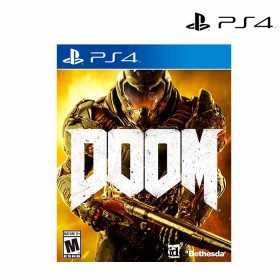 Videojuego PS4 Doom