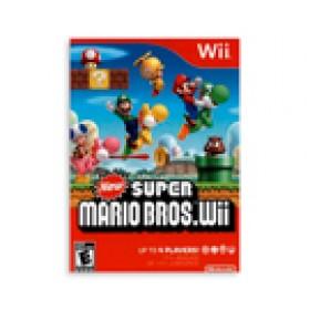 Videojuego NINTENDO Wii New Super Mario Bros