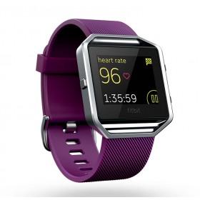Blaze Fitbit Reloj Morado S