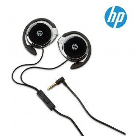 Audífono HP Alámbrico On Ear H2000 - Negro