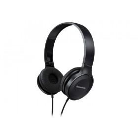 Audífonos PANASONIC Alámbricos OnEar HF100 Negro